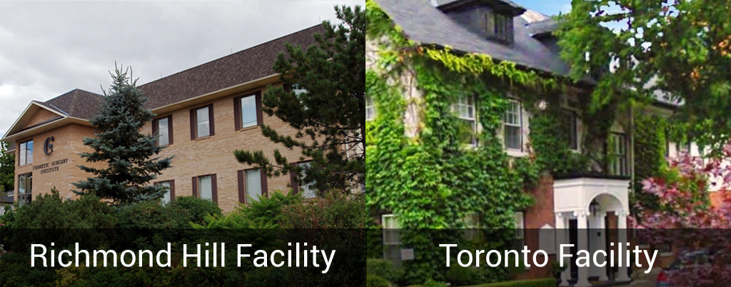Our Richmond Hill Facilities & Toronto Facility
